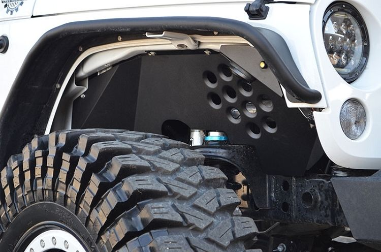 Ace Engineering Front Inner Fender Pair For Jk With Images