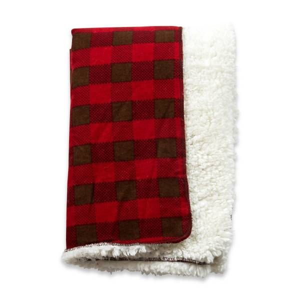 Trend Lab 174 Northwoods Receiving Blanket In Buffalo Check