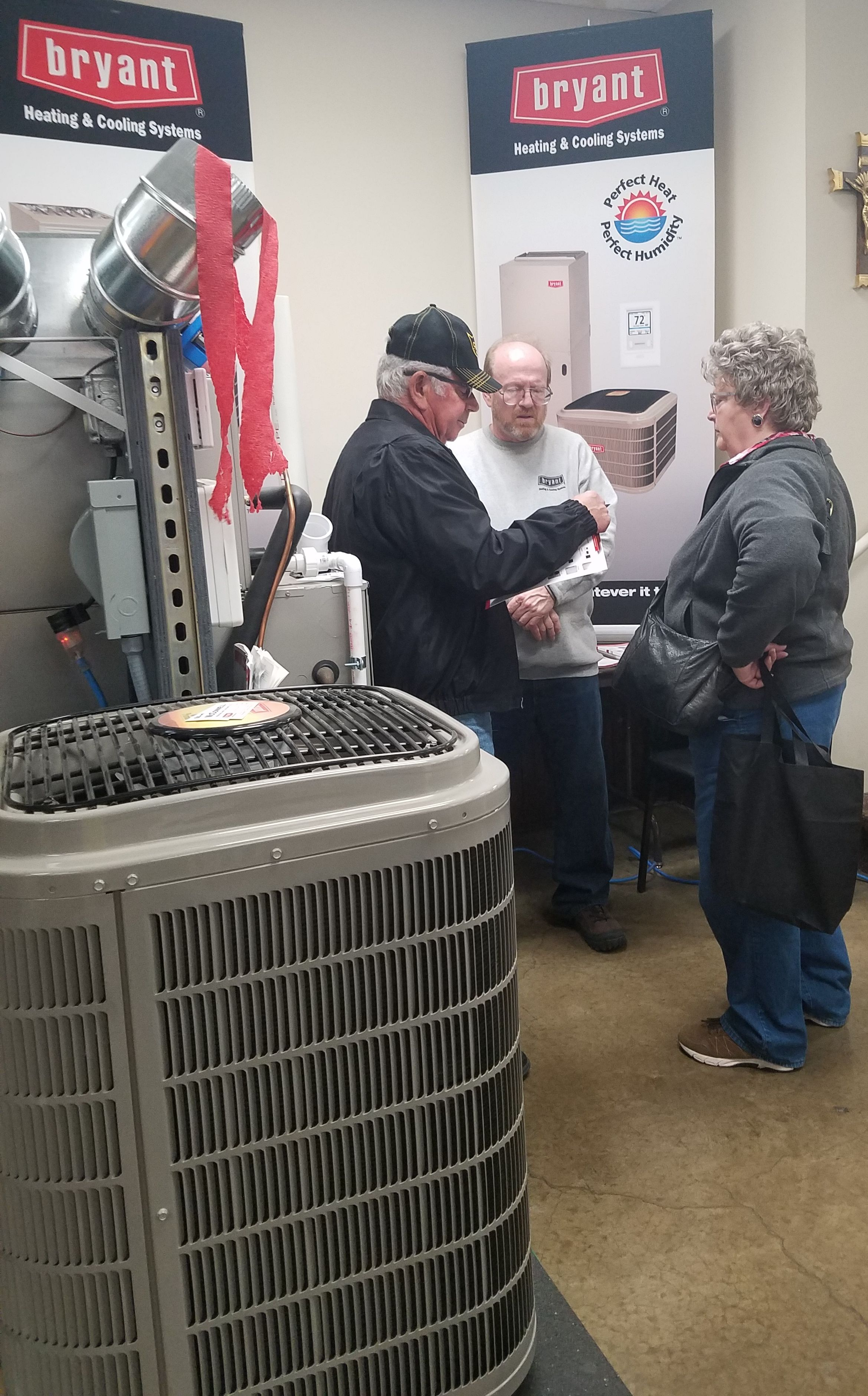 Mcconnell Plumbing Heating 975 N Henderson St Galesburg Il 61401 309 342 5780 Heating Cooling System Galesburg Heat