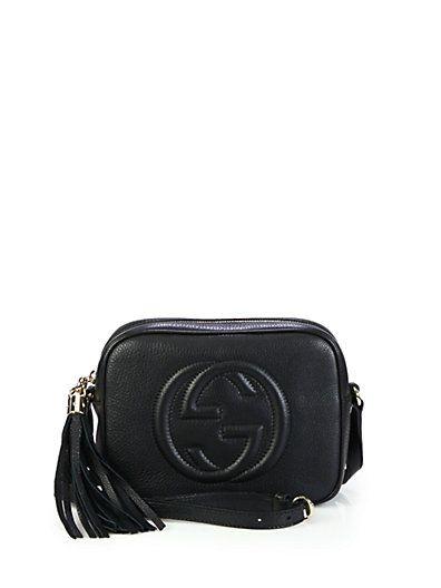 f06f21b87d03 Gucci - Soho Leather Disco Bag - Saks.com} my next splurge. | carry ...