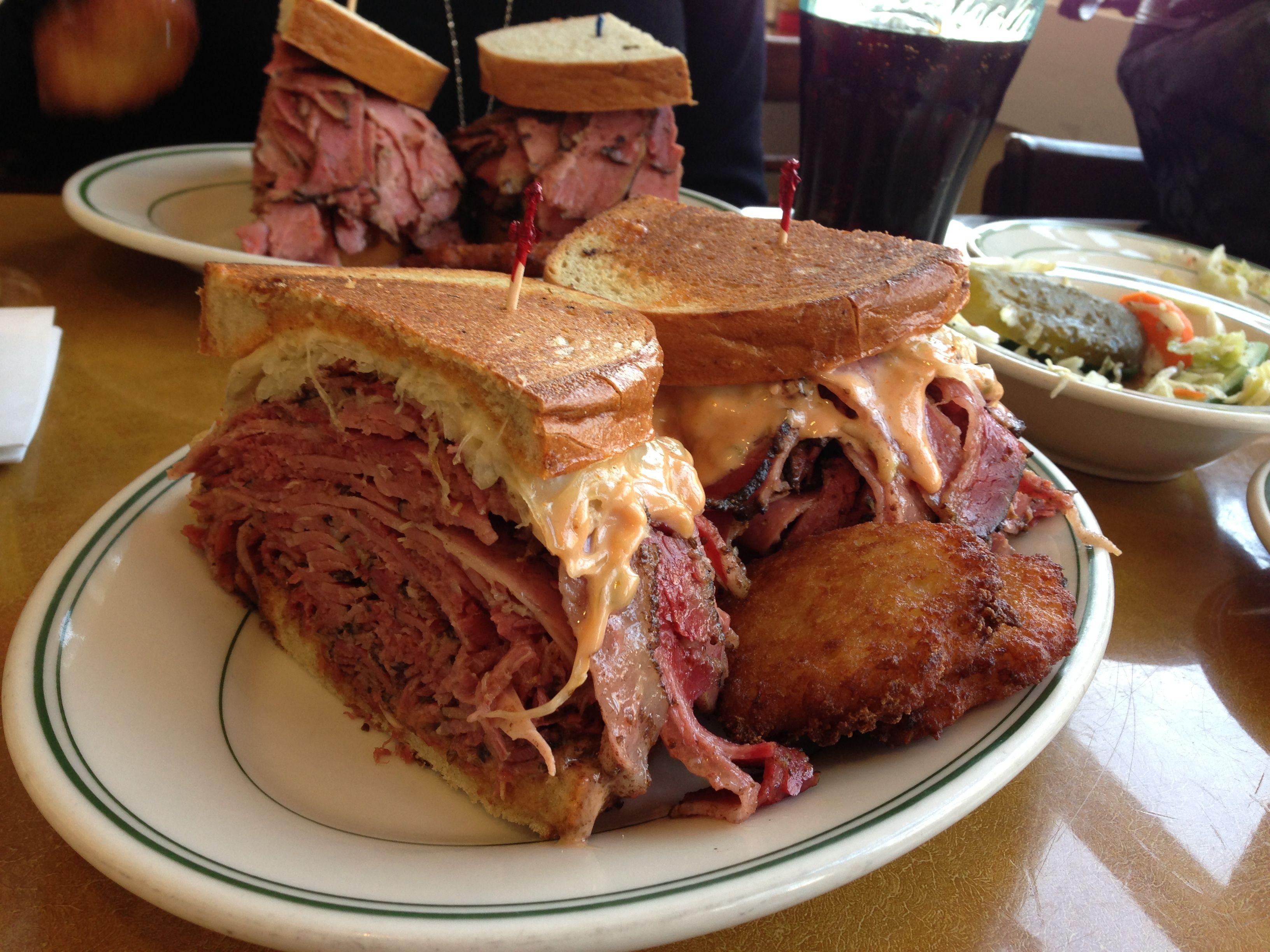 Famous 4th street deli philadelphia pa america food