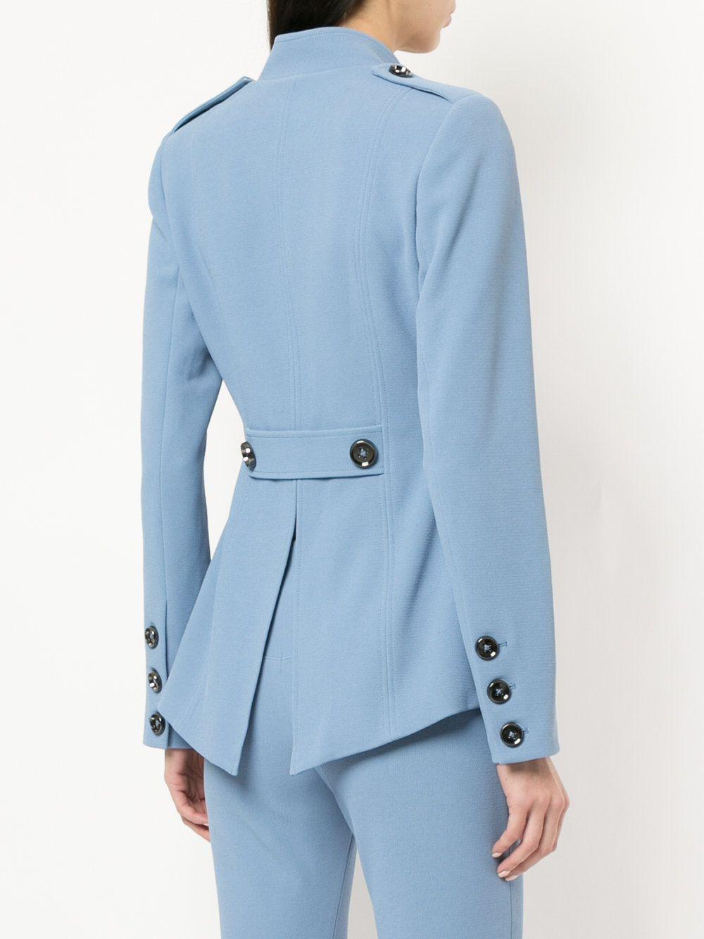 Ginger Smart Sequel Jacket Roupas Looks
