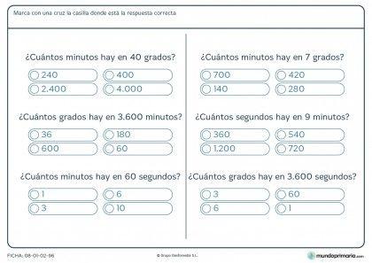 Pin En Fichas De Matematicas Para Primaria