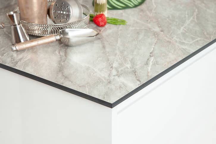 Grey Marble Solid Laminate Worktops Worktop Express Laminate Worktop Grey Marble Laminate