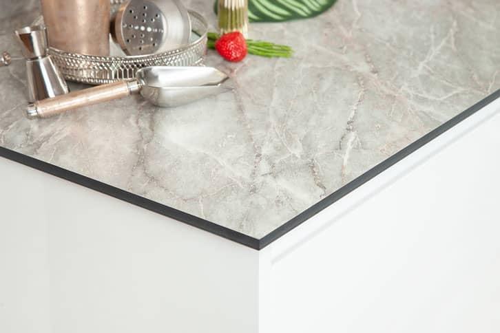 Grey Marble Solid Laminate Worktops Worktop Express Laminate Worktop Grey Marble Laminate