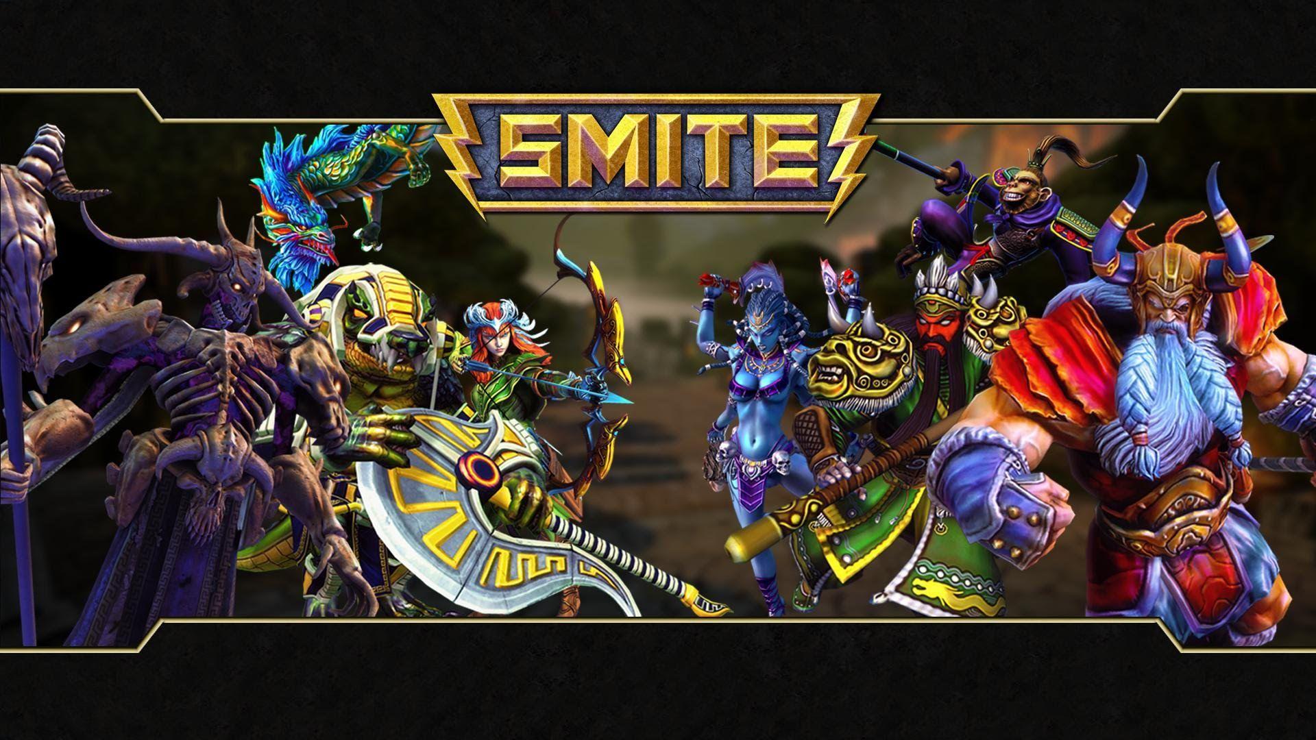 Smite Battle Of The Gods 1st Game Live W Spellster Smite