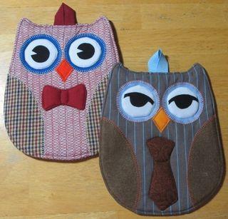 Pöllöt / Owls