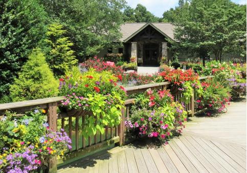 Gibbs Gardens   Adventures   Pinterest   Gardens and Georgia