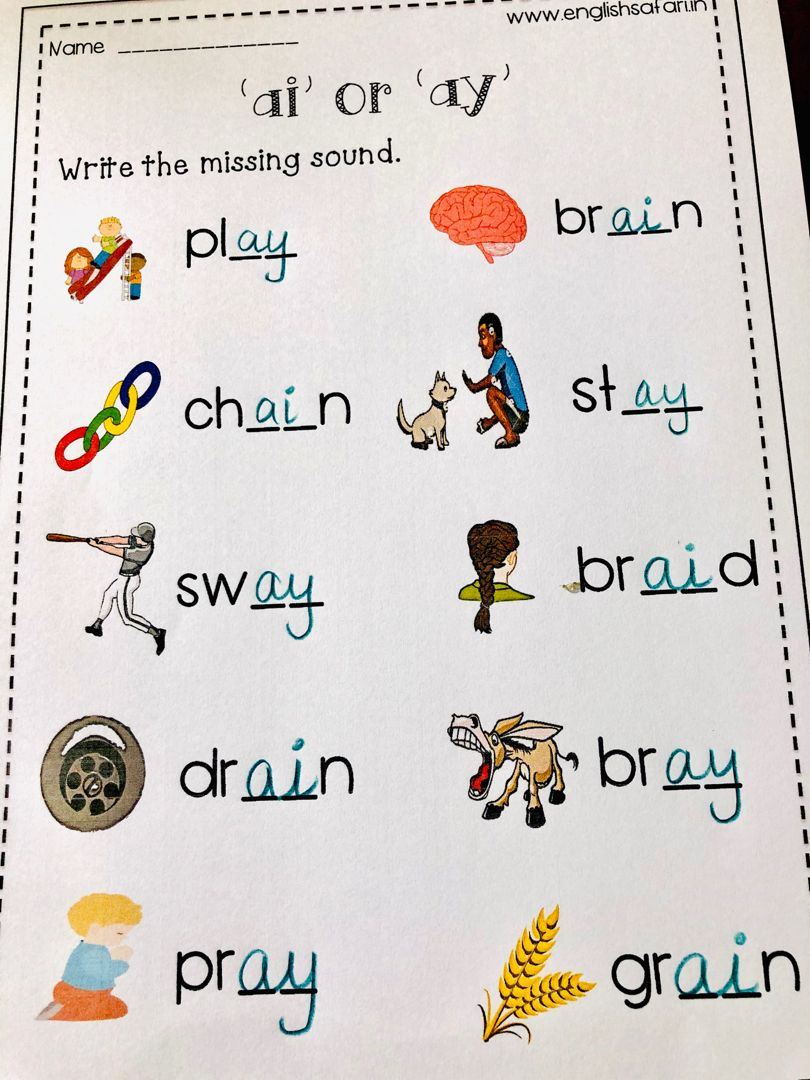 Free Write The Long Vowel Sound Www Englishsafari In In 2020 Long Vowel Sounds Vowel Teams Worksheets Vowel Activities
