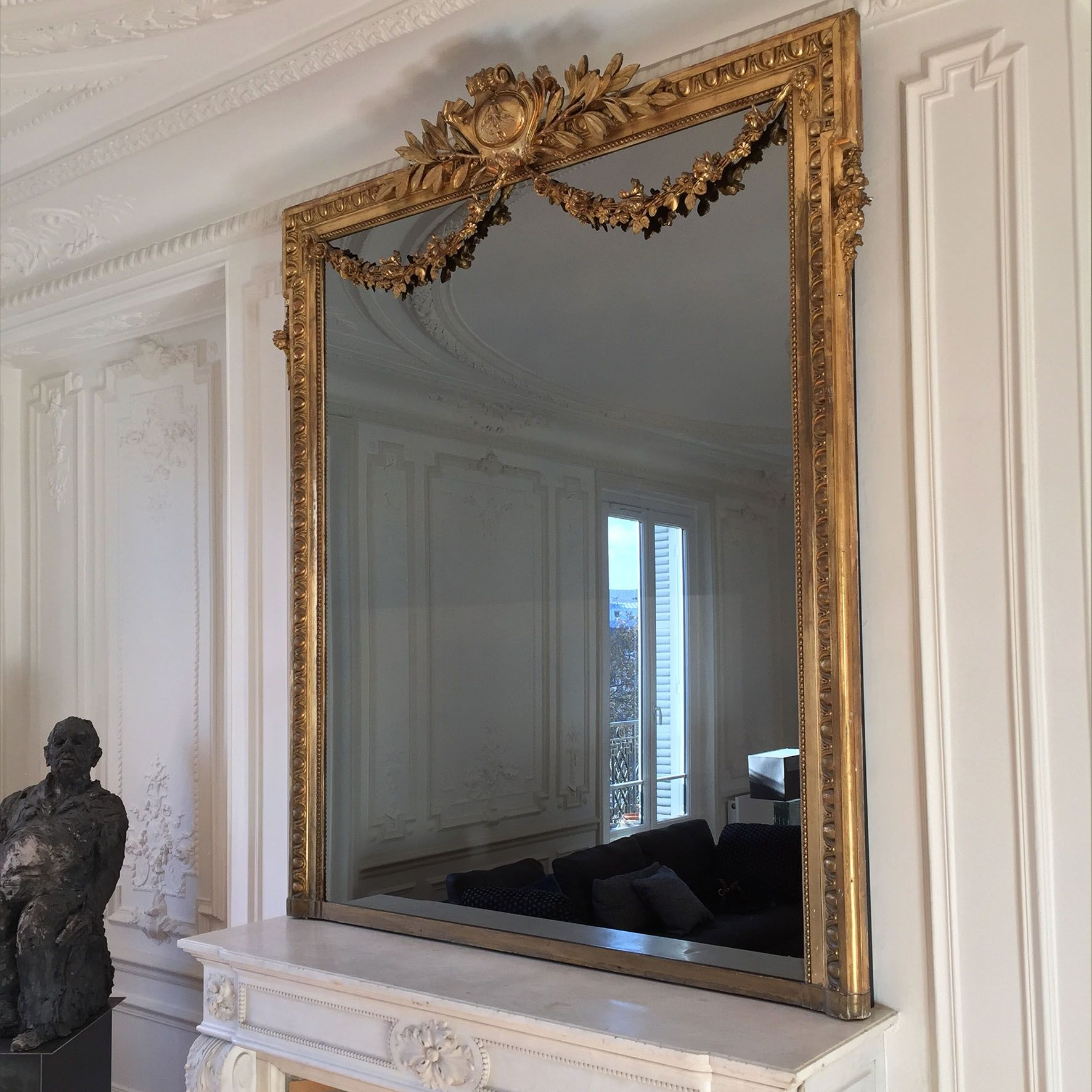 Tv Etanche Pour Salle De Bain ~ tlvision miroir souria pouce magique miroir android de luxe smart