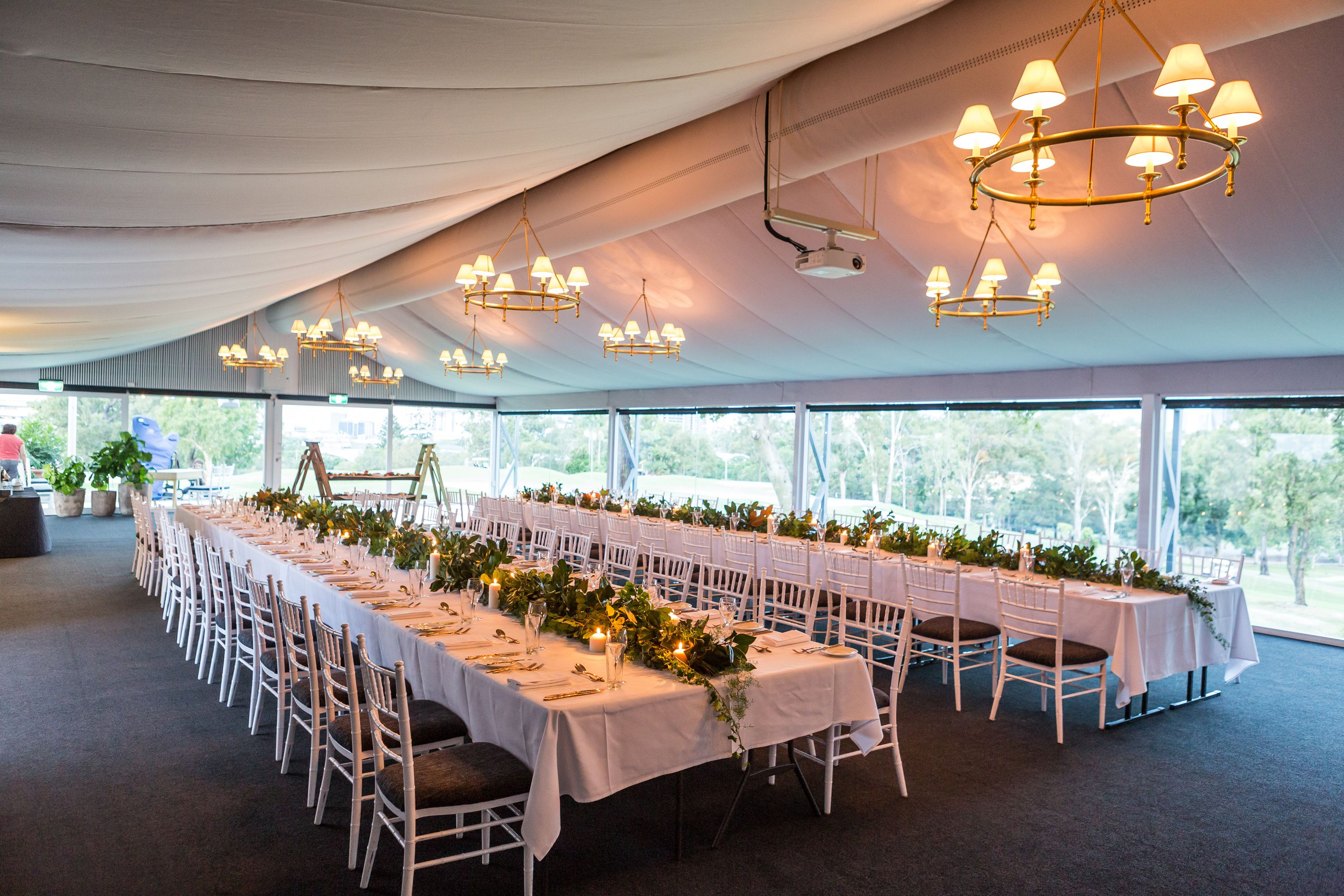 Victoria Park Is A Stunning Brisbane Wedding Venue All Reception Rooms Feature Private Outdoor