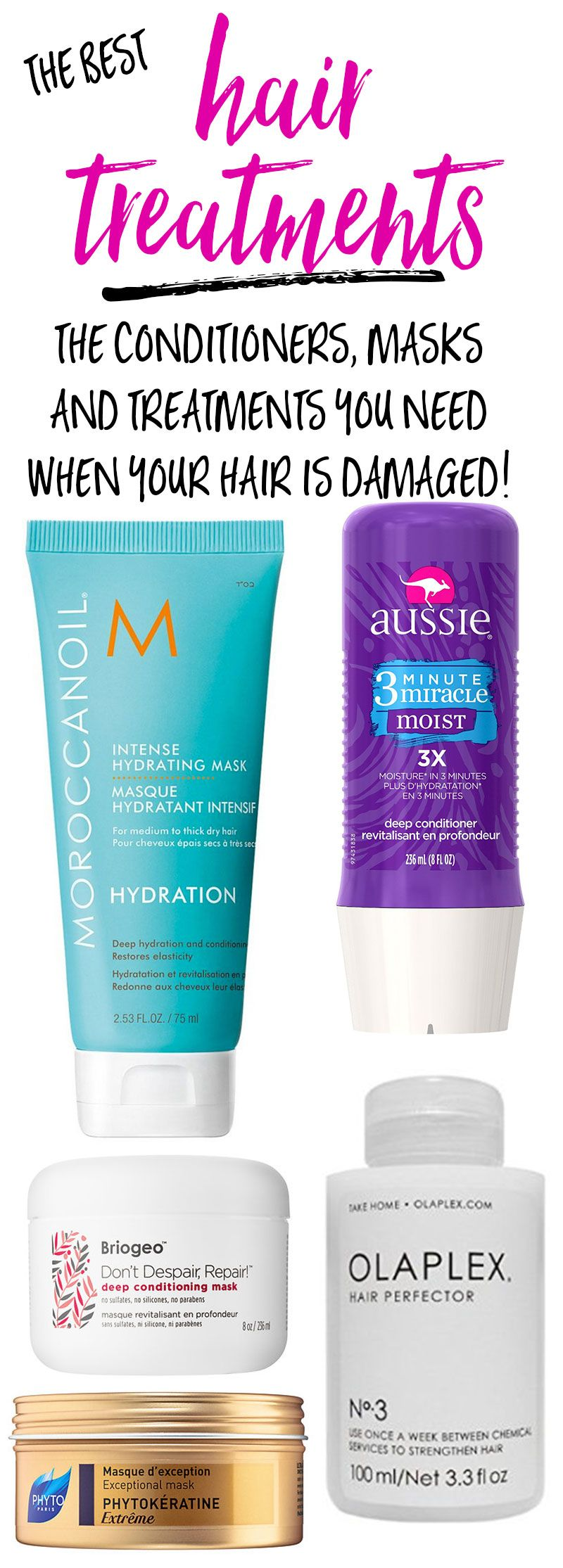 intensive hair conditioners