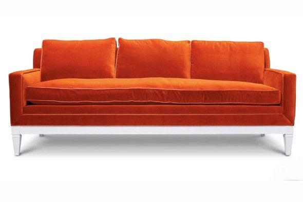 Chaise Sofa Jonathan Adler sofa