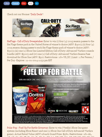 In This Token Traders Newsletter Win 4 Free Six Flags Season Passes Plus Call Of Duty Advanced Warfare Sweepstakes Six Flags Season Pass Mad Mimi Six Flags