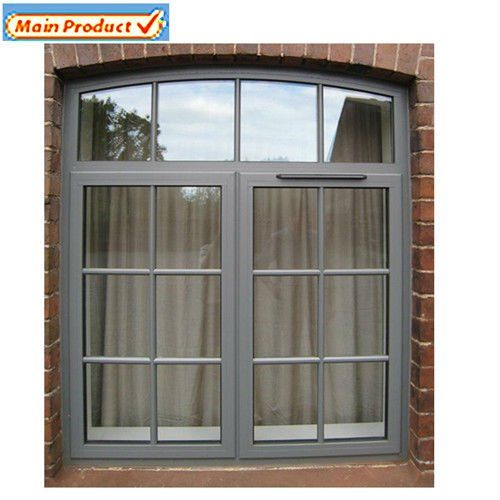 french window grill design | Double casement windows ...
