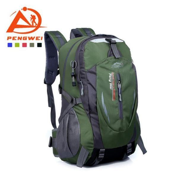 Hot Sale Nylon Black Backpack Waterproof Men s Back Pack Laptop Mochila High  Quality Designer Backpacks Male Escolar S091 3e563bcc9690c