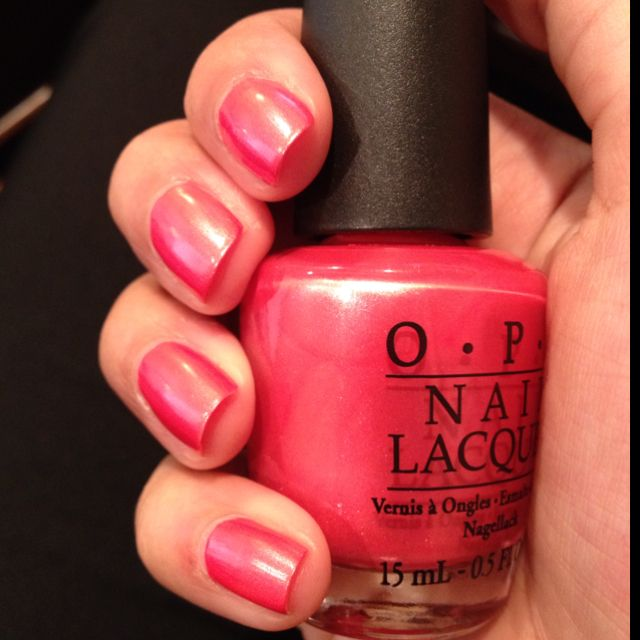"""come to poppy"" LOVE my new spring/summer color!"