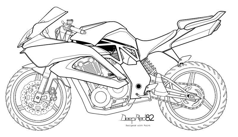 Pin By Irwan Jlnlurus Mu On Bike Motorbike Drawing Drawings