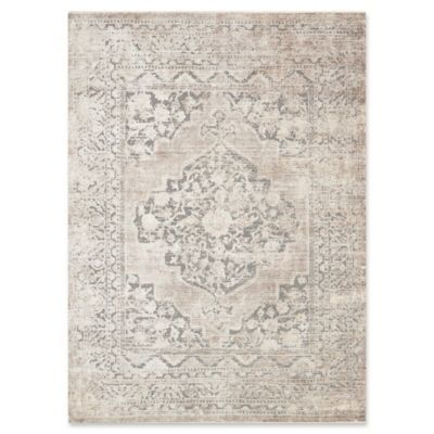 Magnolia Home By Joanna Gaines Ophelia 12 X 15 Area Rug In Taupe
