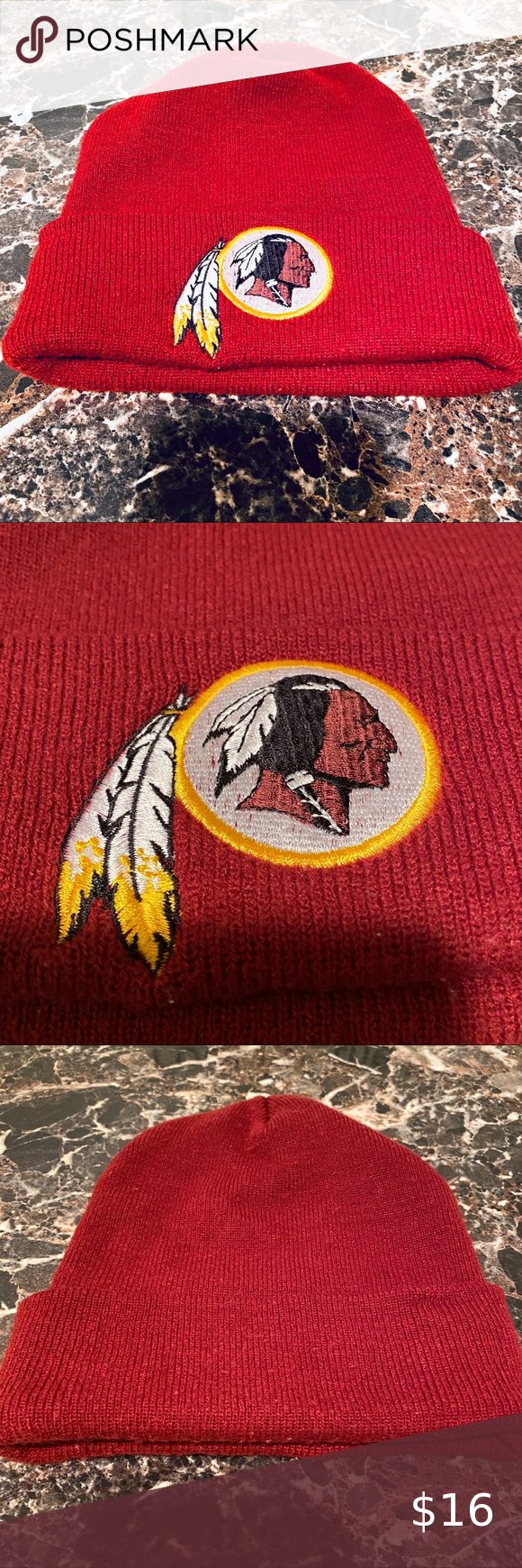 REDSKINS NFL Windbreaker Jacket in 2020 (With images