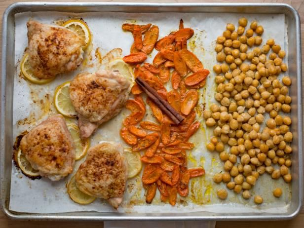 North african chicken and chickpeas sheet pan dinner recipe north african chicken and chickpeas sheet pan dinner recipe sheet pan dinners and recipes forumfinder Choice Image