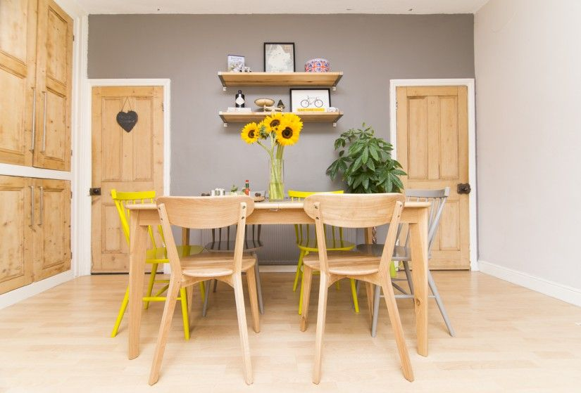 JenAs Home In Leeds GB See Inside More Inspiring Homes On MADECOM Dining Table ChairsDining