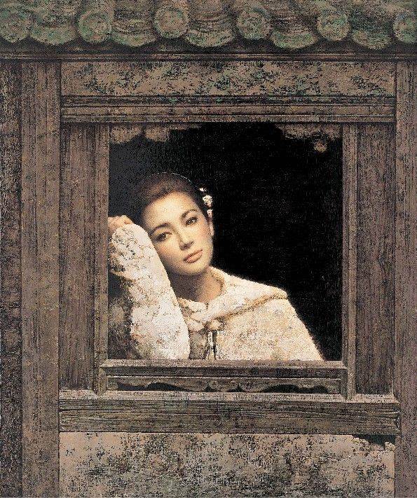 xie chuyu art   Artodyssey: Xie Chuyu - Chu Yu Xie - 谢楚余
