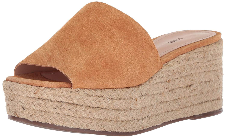 85ee671a3ba0b SCHUTZ Women's Thalia Espadrille Wedge Sandal. Slip on espadrille ...