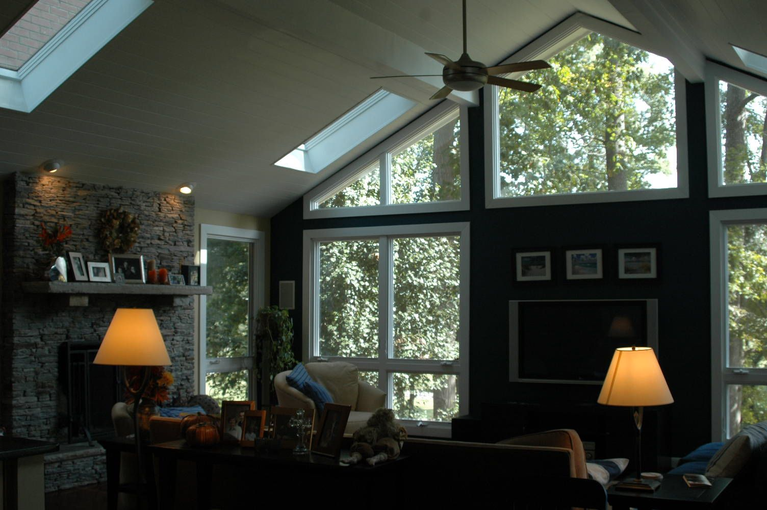 Home Skylights And Family Rooms On Pinterest