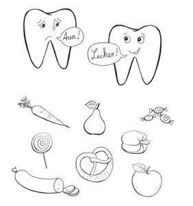Photo of Gesunde Ernährung – Was ist gesund für die Zähne? | Klett Kita