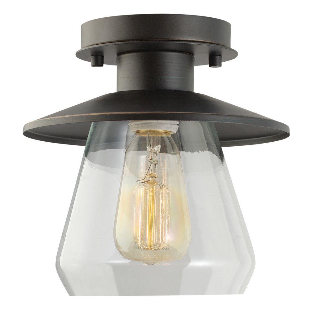 Barbara Light Semi Flush Mount #AllModern | Lighting - Design ...