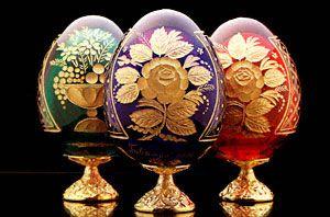Faberge Egg. Carl Faberge Eggs..