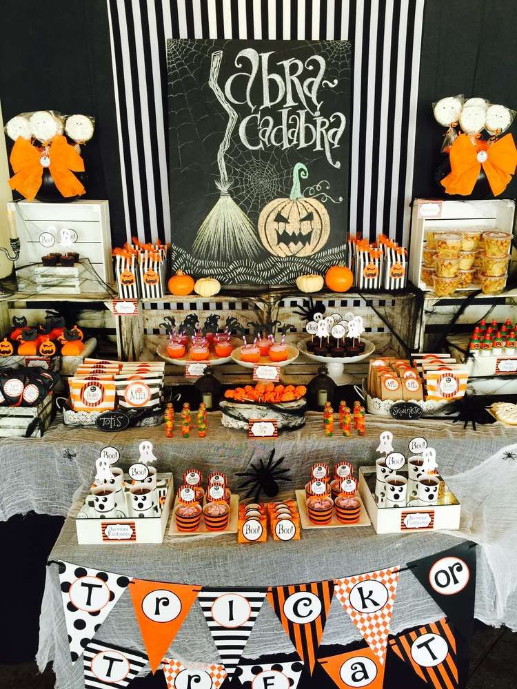 Incredible Halloween party! See more party planning ideas at