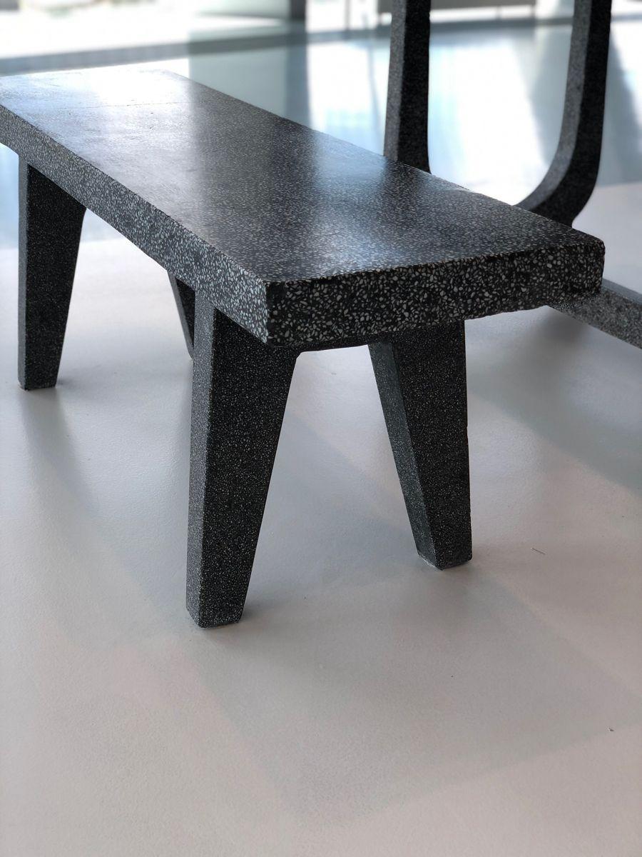 Terrazzo Bank Terrazzo Decor Furniture