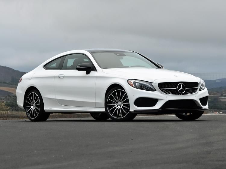 Short Report The New 2017 Mercedes C Class Coupe Lacks