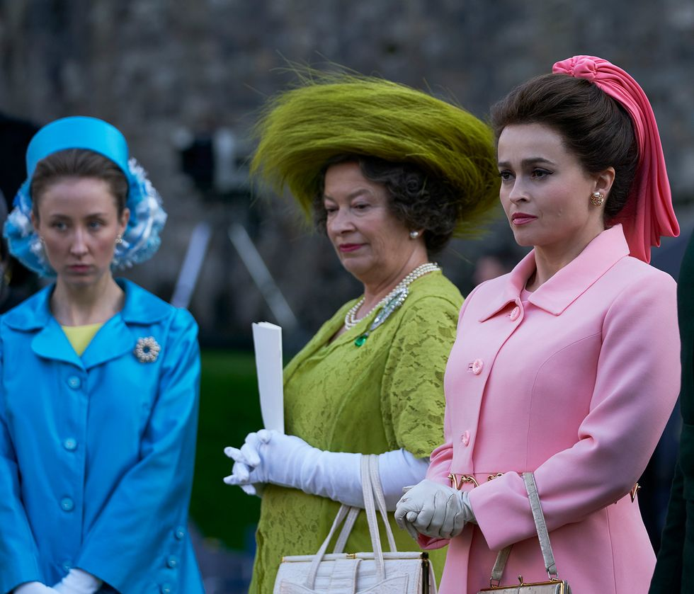 The Crown's Costume Designer on Dressing Princess Margaret