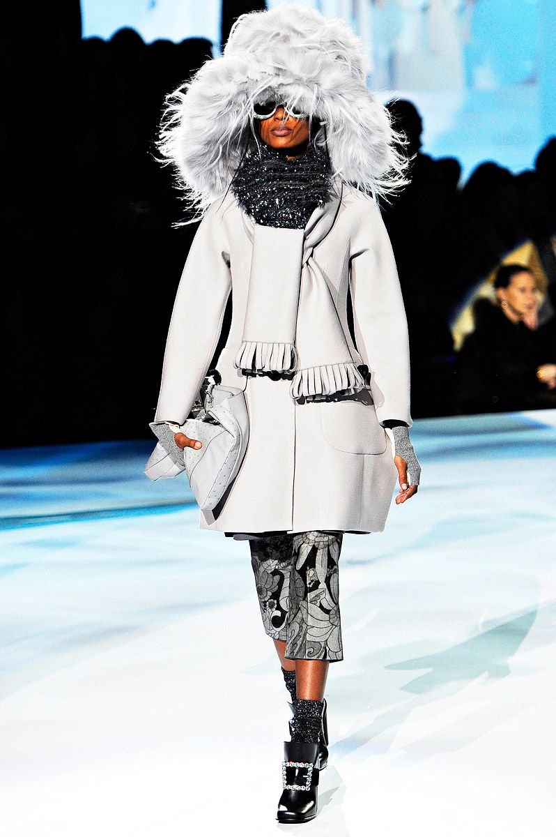 Marc Jacobs Fall 2012 RTW - Review - Collections - Vogue