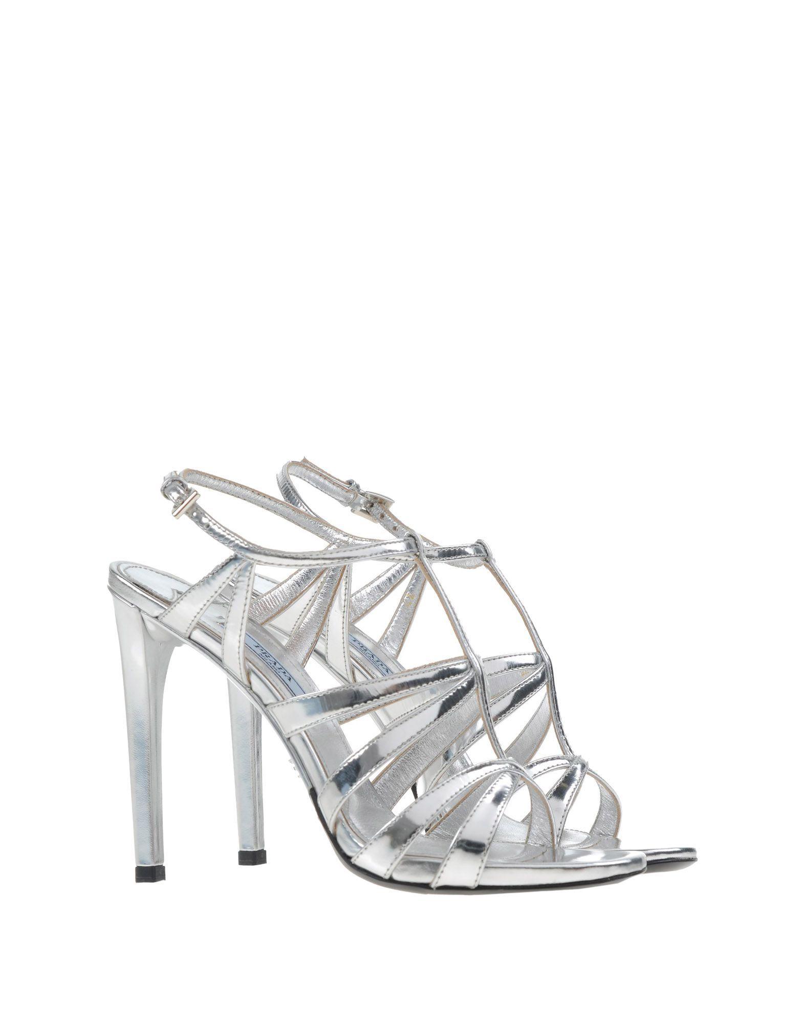 Black sandals ultima online - Prada Sandals Women Prada Sandals Online On Yoox United Kingdom 11069184cw