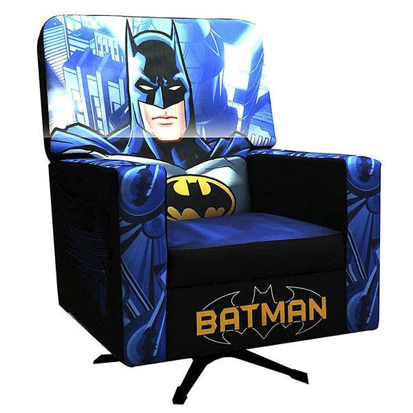 Batman Deluxe Gaming Chair Kids Rocking Chair Batman Batman Comforter
