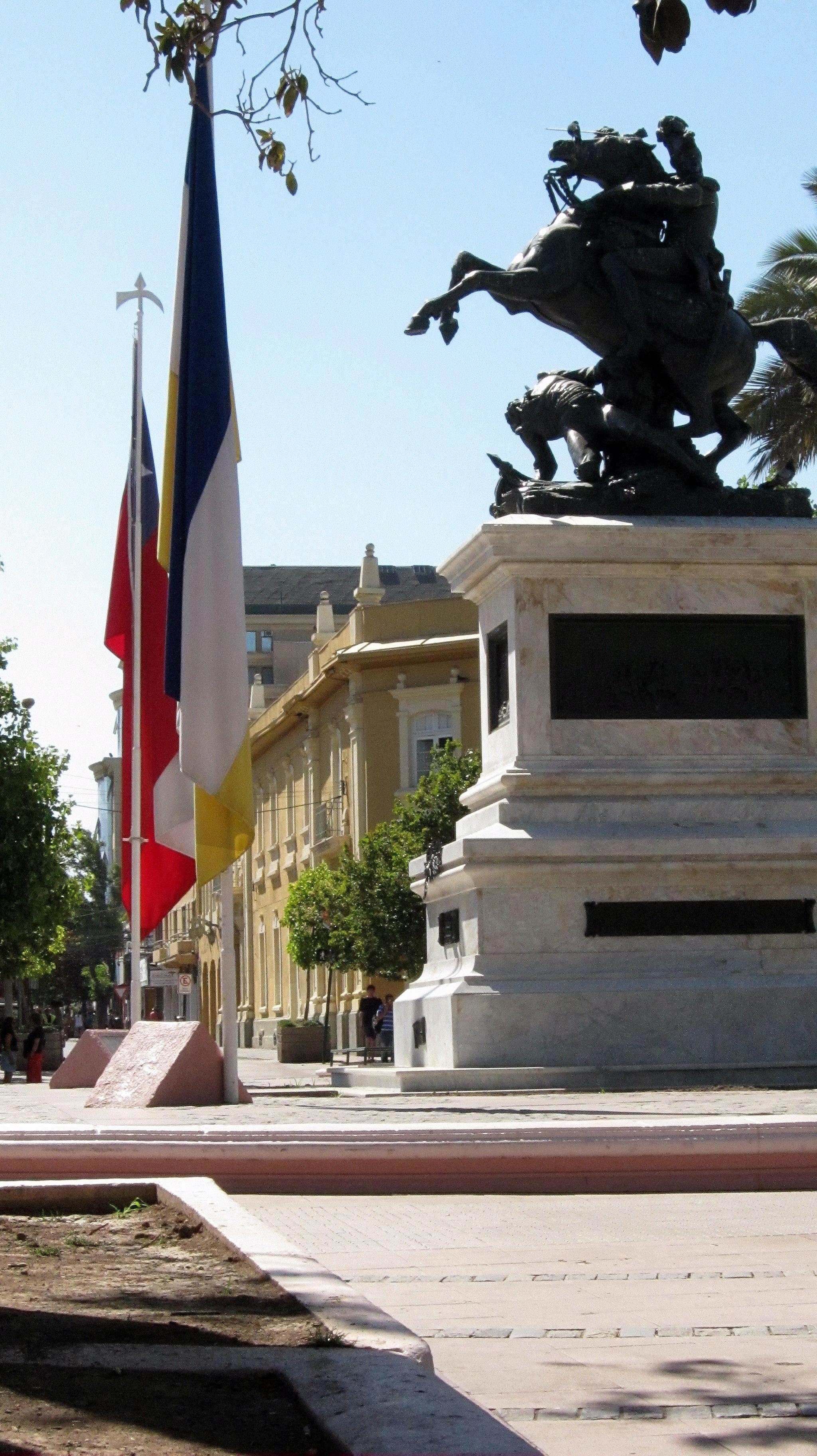 Rancagua Plaza Los Héroes