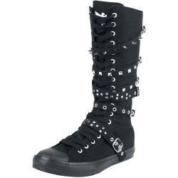 Sneaker mit Nieten für Damen #branddresses
