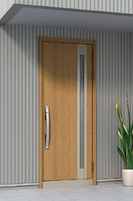 Lixil 玄関まわり グランデル 施工イメージ 15型クリエラスク