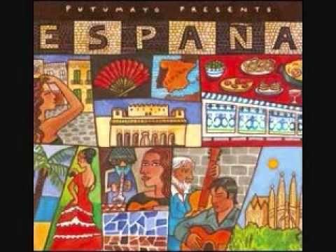 Burguitos - Por Los Besos Que Me Das (Putumayo Presents Espana) Spain
