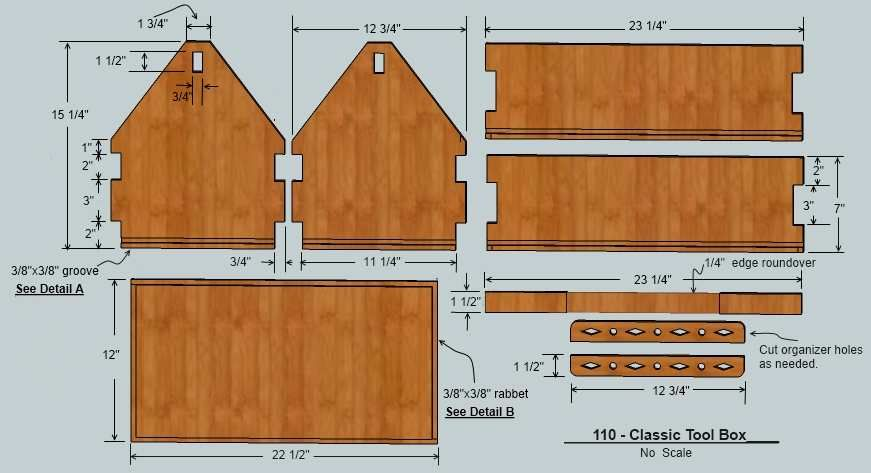 Pin By Kevin Ayer On Workshop N Tools Wood Tool Box Wooden Tool