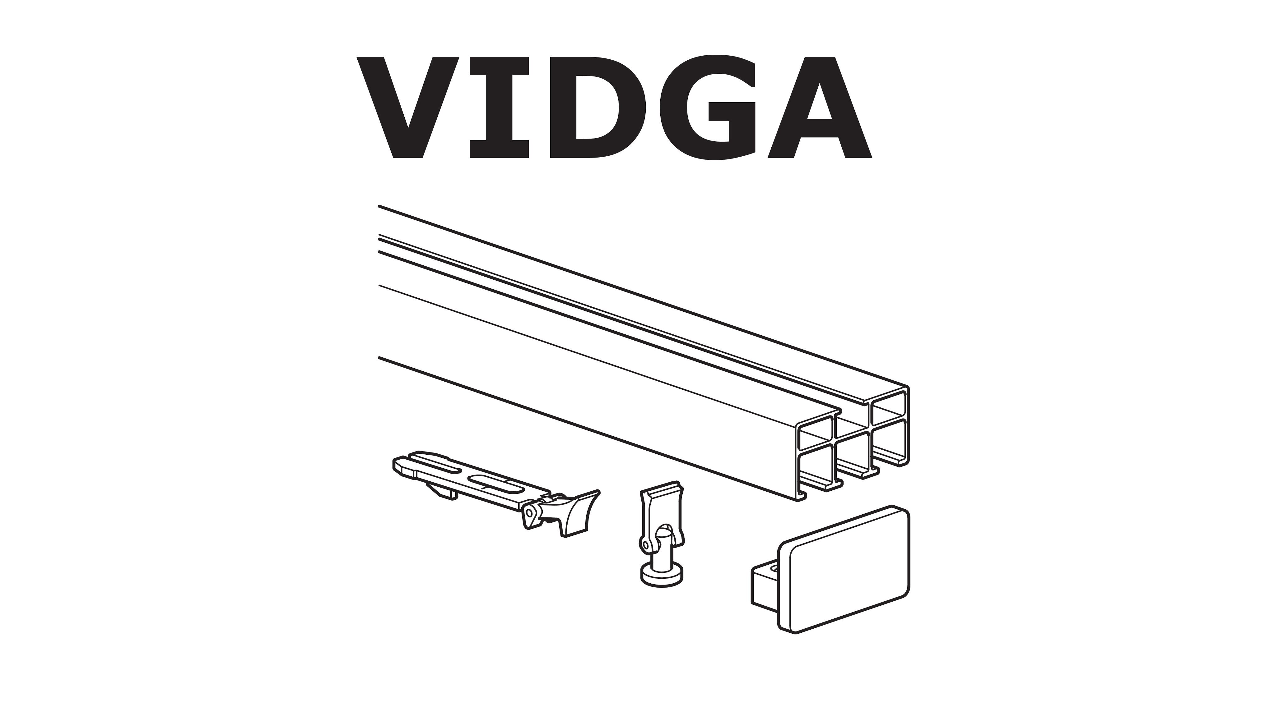 Bad Gordijn Rail.How To Install Ikea Vidga Rail Triple Track My Bathroom In 2019