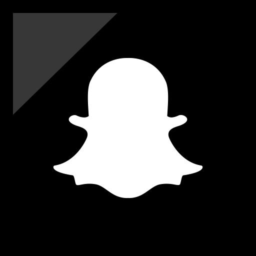 Logo Media Snapchat Social Icon Social Icons Snapchat Logo Social Media Icons Free