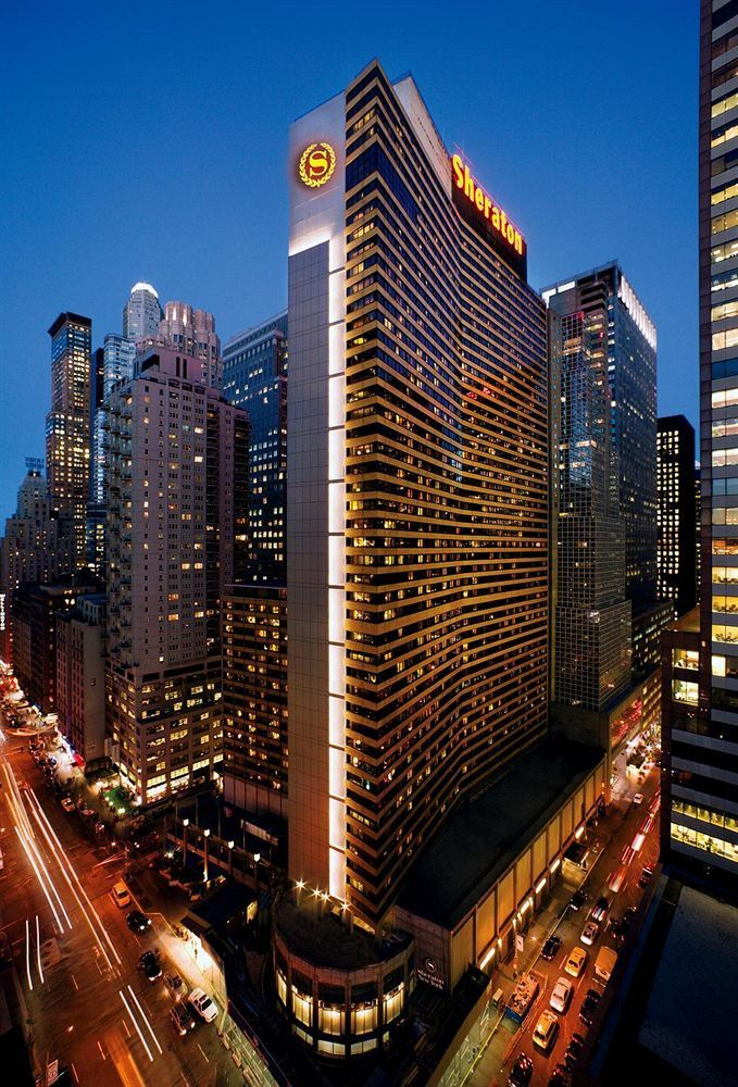 Sheraton New York Times Square Hotel Hotels Rooms With Reviews