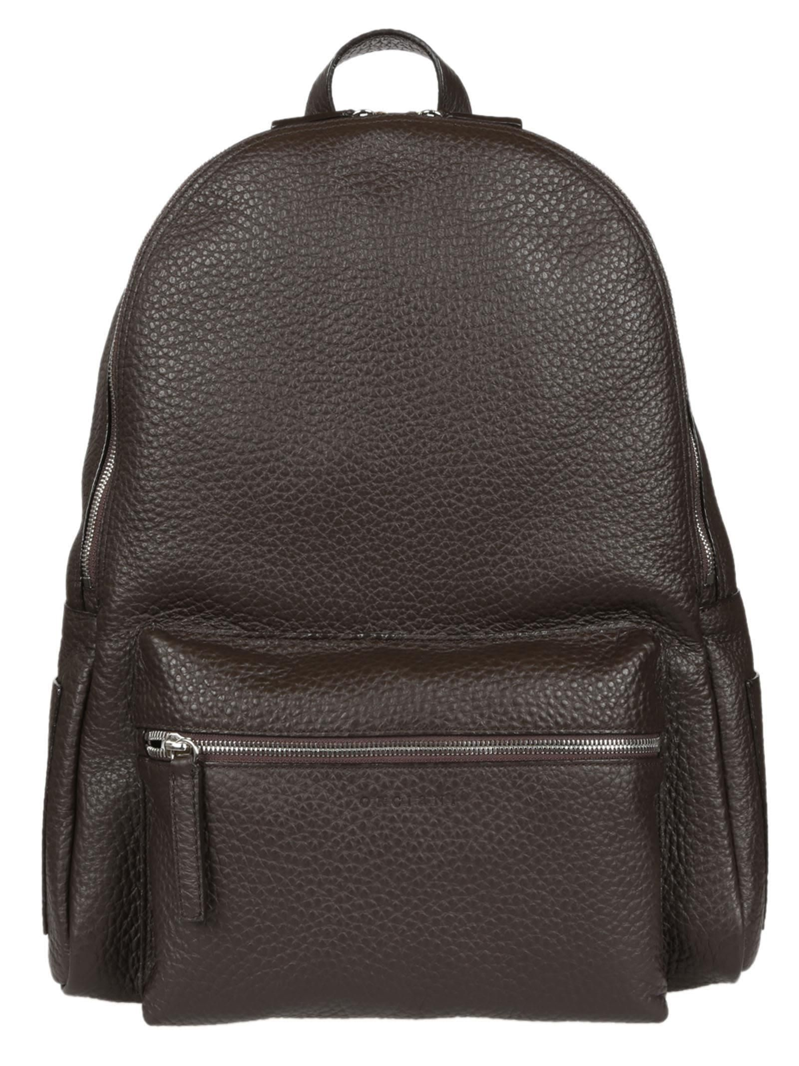 Orciani Classic Backpack New Sale Online Sale Many Kinds Of Factory Outlet For Sale Red Pre Order Eastbay Buy Cheap 2018 RFEt6