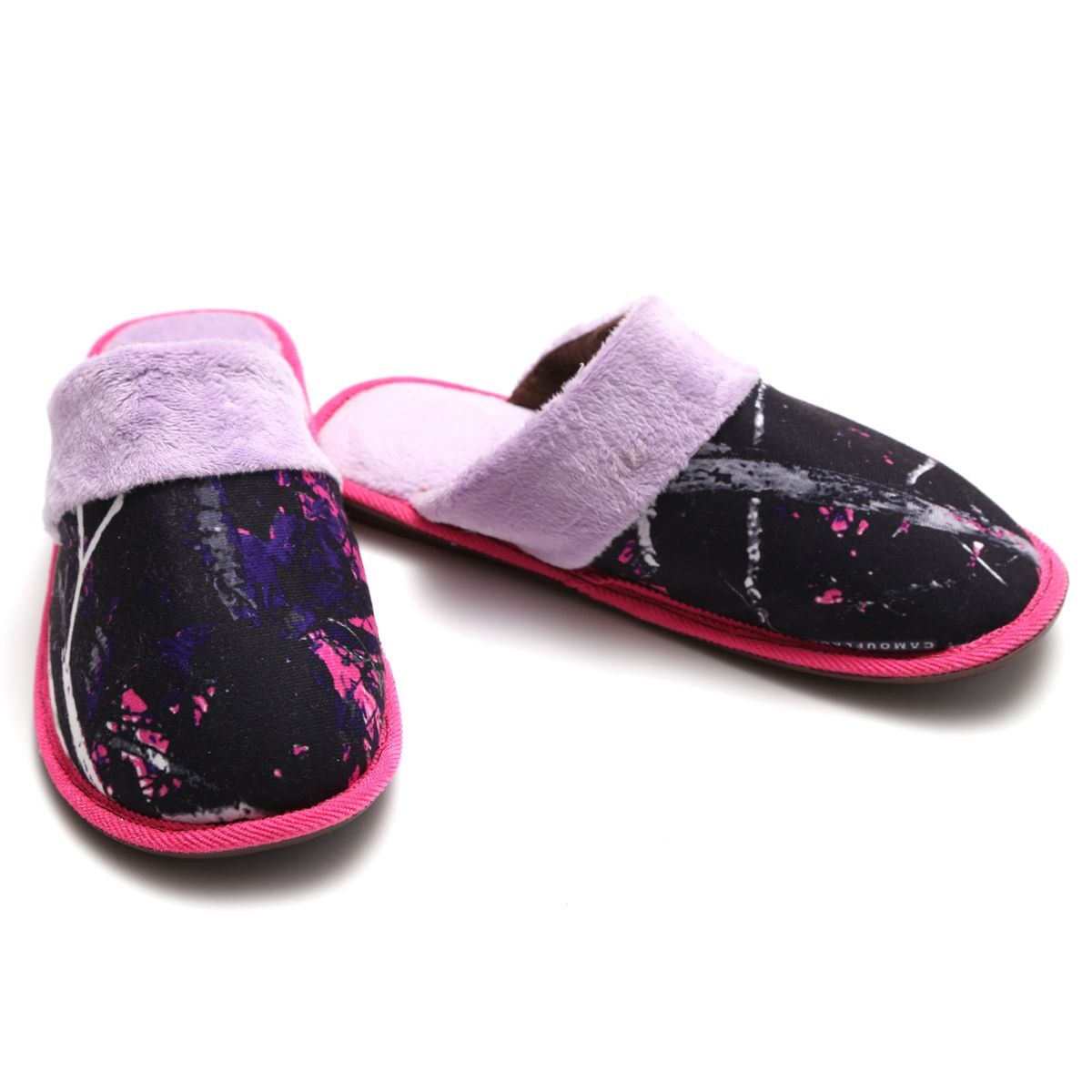 8d7251304f265 Muddy Girl Adult Slippers #MuddyGirl #Pink #Camo #Slippers ...