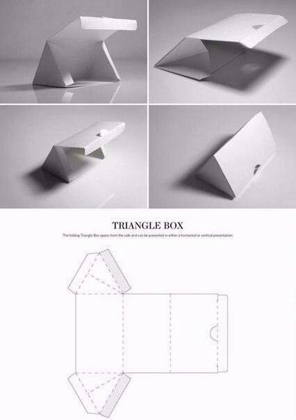 Gift Box Templates Origami Diys Boxes Packaging Paper Crafts Wraps Design Cartonnage